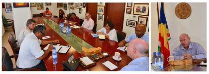 Ministry of Tourism, Civil Aviation, Ports and Marine sets base for monthly meetings