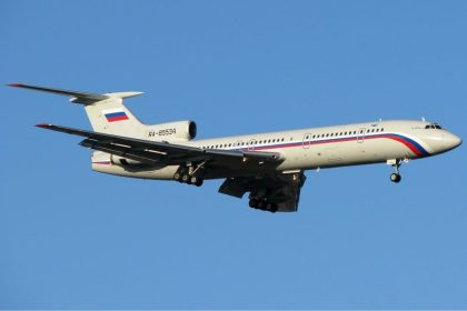 Russian plane with 91 musician on board crashed into the Black Sea