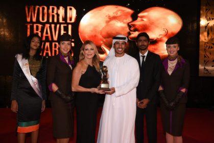 World Travel Awards: Etihad Airways winner for eight consecutive years