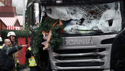 Islamic State claiming attack on Berlin Christmas market