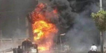 Double terror attack in Cairo
