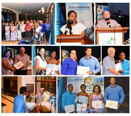 Seychelles' tourism industry has always succeeded because of the blue economy