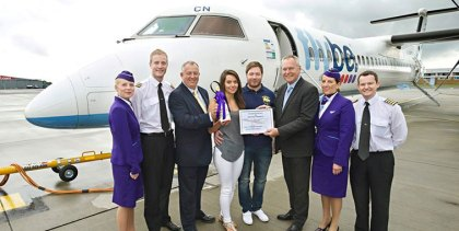 Budapest Airport launches fifth London connection with Flybe