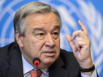 """New UN chief vows to combat sexual abuse by UN """"peacekeepers"""""""