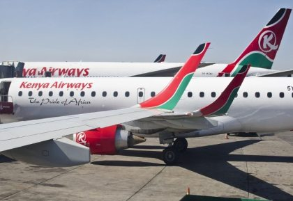 Kenya Airways' financial recovery continues