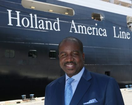 Holland America Line president named chair of Executive Leadership Council
