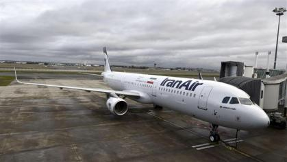 Iran takes delivery of the first new Western jet