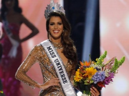 Miss France edges out Miss Haiti, wins Miss Universe crown