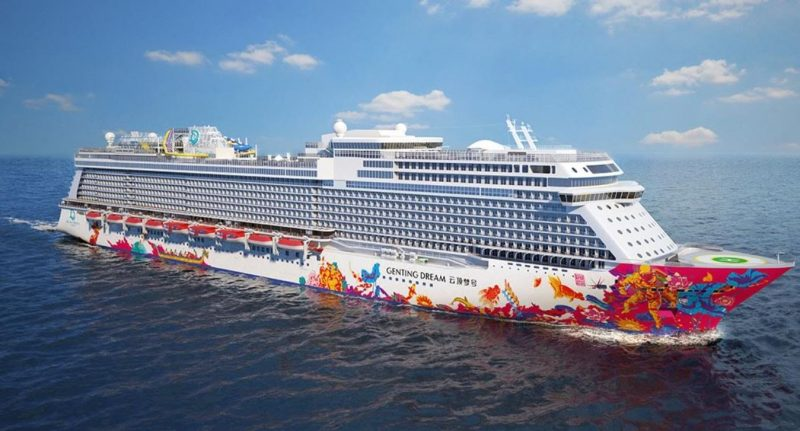 Dream Cruises to homeport Genting Dream year-round in Singapore