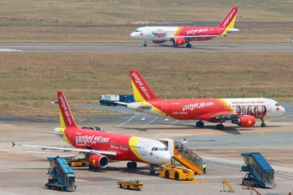 Vietjet opens new route from Hanoi to Singapore