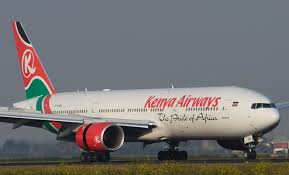 Kenya Airways: 30 tons of flowers for Australia