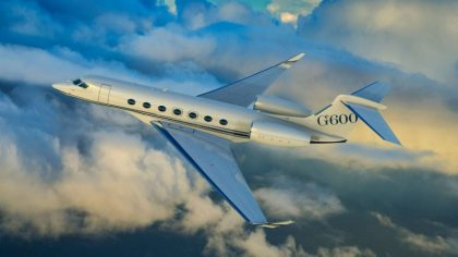 Gulfstream flies second G600 test aircraft
