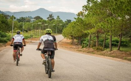 Thailand Cycling Championship 2017 comes to Chatrium Golf Resort Soi Dao Chanthaburi