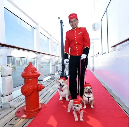 Cunard sponsors 2017 Westminster Kennel Club Dog Show