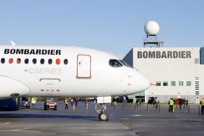 Government of Canada and Bombardier invest in strengthening leadership in aerospace