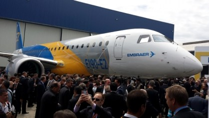 Embraer S.A: Norway's Widerøe to be the E190-E2 launch operator