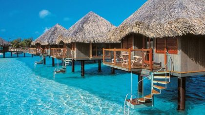 Four Seasons Resort Bora Bora celebrates 50th anniversary of overwater bungalow