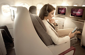 Qatar Airways awarded for on-board entertainment content innovation