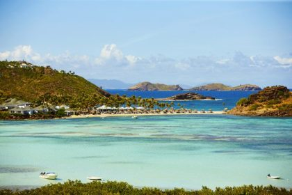 Le Guanahani: First Green Globe resort in St. Barth, French West Indies