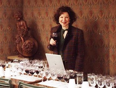 Harriet Lembeck: Dean and Pioneer Wine and Spirits Education and tourism