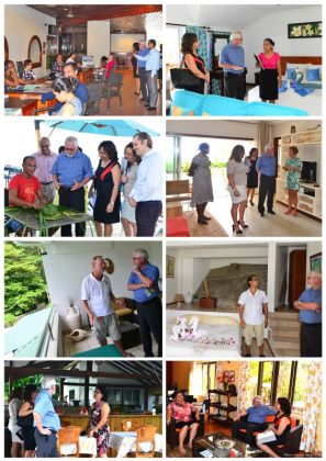 Seychelles Tourism minister commends Beau Vallon hoteliers for quality services and products