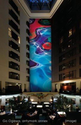 Spring Art Exhibition Scheduled at Park Hotel Tokyo