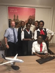 First Sabena: Brussels Airlines celebrates 15 years in the skies