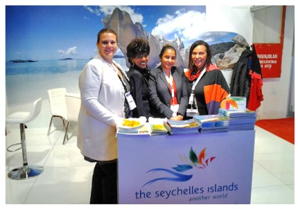 Seychelles Tourism Board reinforces its presence on the Turkish market