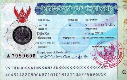 Thailand extends visa fee waiver scheme for tourists from 21 countries
