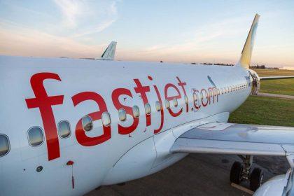 Fastjet halts flights between Victoria Falls and Johannesburg