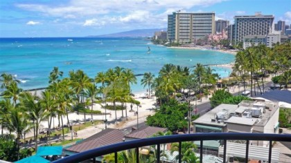 Hawaii's economy and tourism continues to expand