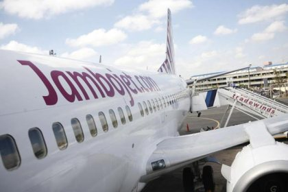 Jambojet applies for a dozen foreign routes