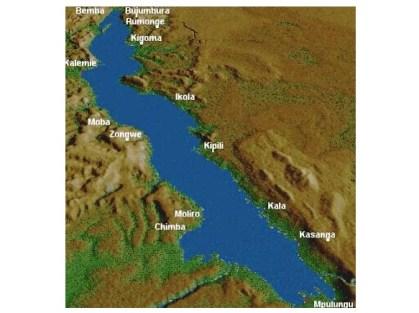 Earthquake rattles Lake Tanganyika area