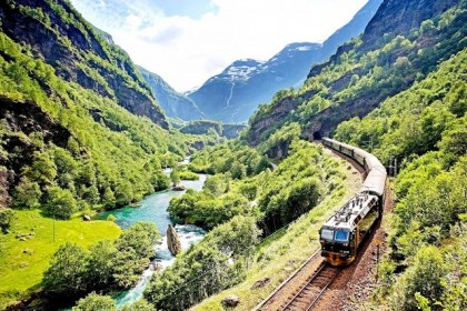 Rail journeys: A classic way to travel