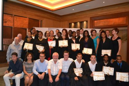 Supervisors at Constance Ephelia Seychelles boost leadership skills