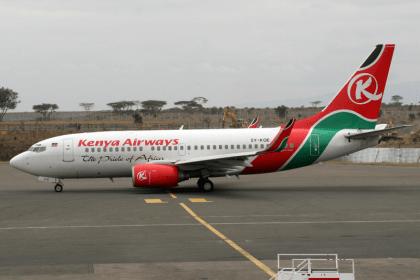 Air Partner announces sale of two B737-700s on behalf of Kenya Airways