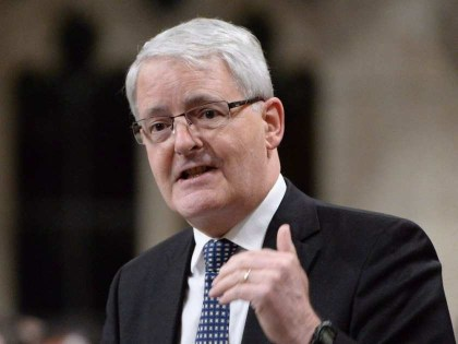 Minister Garneau: Safety and security of Canadians remains top priority