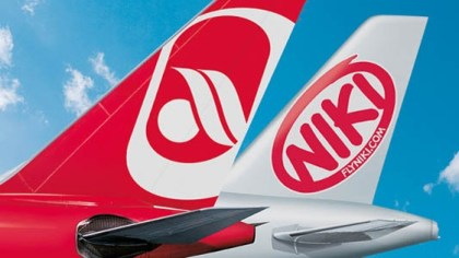 airberlin and NIKI present new route network at the ITB