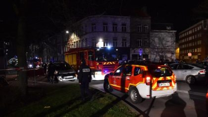 Three people wounded after gunman opens fire at metro station in Lille, France