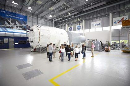 Cologne Tourist Board offering tours of European Astronaut Centre