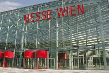 A Vienna & Reed Messe Wien double with EUROKONGRESS