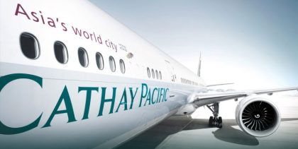 Cathay Pacific Airways strengthens its Latin American presence