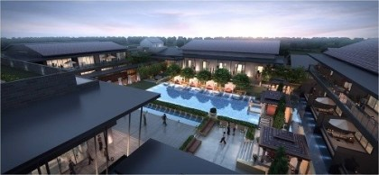 Dusit brings Thai-inspired hospitality to Nanjing