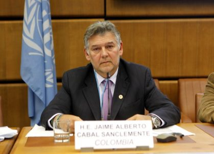 Colombia and Armenia entering race for UNWTO Secretary General