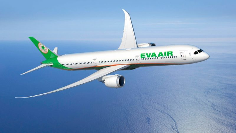 EVA Air adjusts winter flight schedule