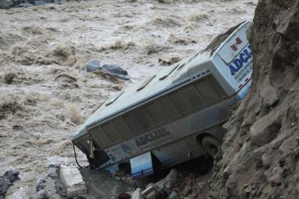 Peru needs help! Tourists should stay away after deadly El Nino phenomenon floodings