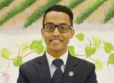 Collaboration takes Nepalese tourism student to International Gay & Lesbian Travel Association's Convention