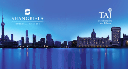 Shangri-la and Taj combine loyalty programs