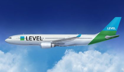 LEVEL announces airline launch