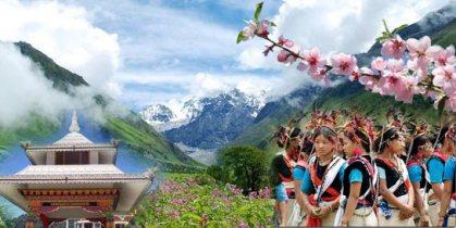 India promoting the beauty of Arunachal Pradesh